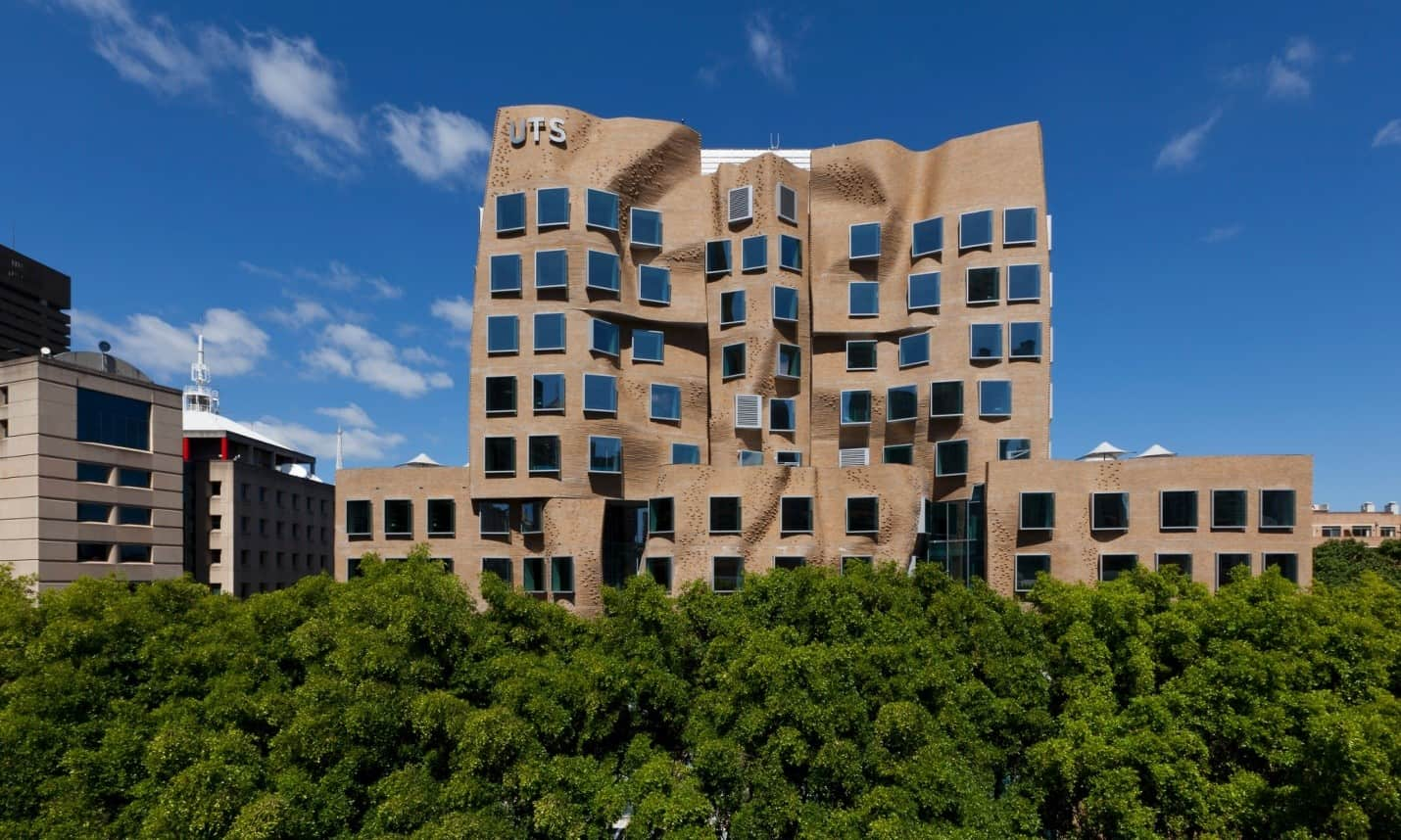 UTS Building - Frank Gehry