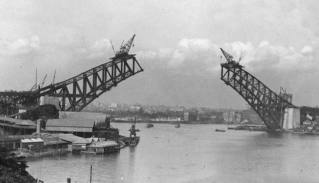 Sydney Harbor Bridge - Floris van Puijenbroek - doorleefd organiseren